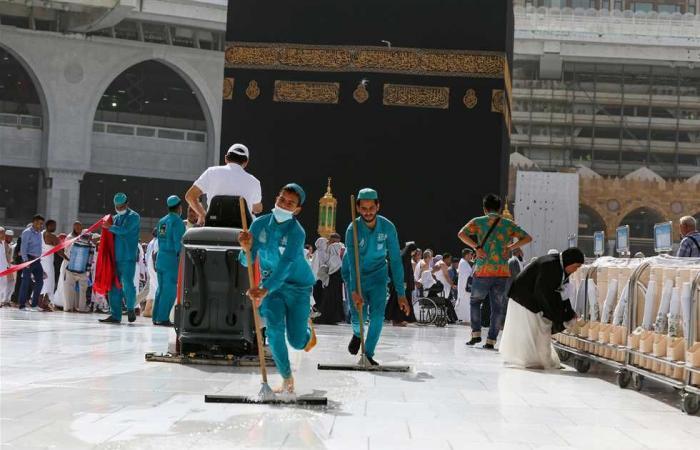 #المصري اليوم -#اخبار العالم - وزارة الحج السعودية تعلن بدء الاستعداد لاستقبال المعتمرين في رمضان موجز نيوز