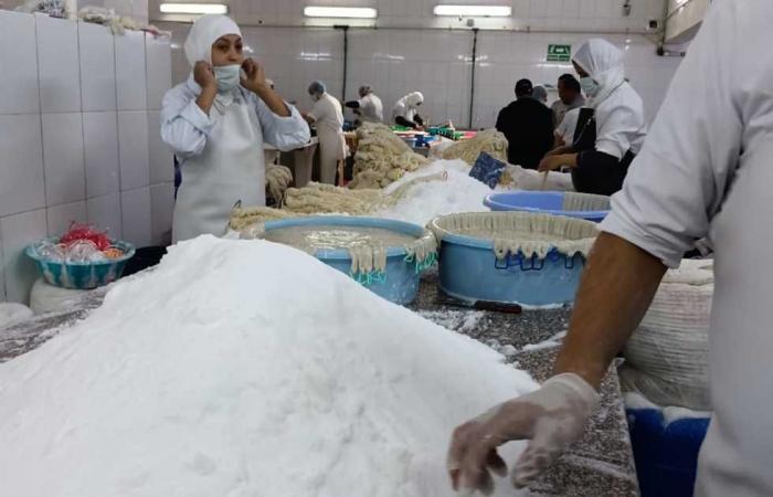 #المصري اليوم -#حوادث - ضبط 3.5 طن ملح مجهول المصدر بمصنع «تجهيز إمعاء حيوانات» في الإسكندرية (صور) موجز نيوز