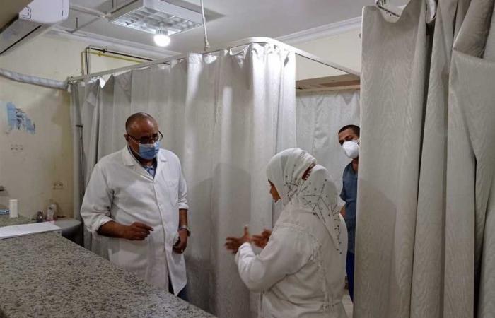 المصري اليوم - اخبار مصر- إنشاء قسم عزل بمستشفى القرنة المركزي في حالة تزايد أعدد مصابي كورونا موجز نيوز