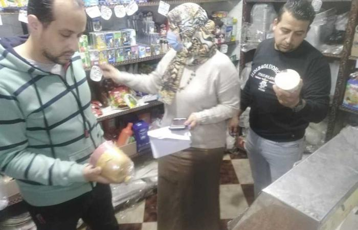 #المصري اليوم -#حوادث - تحرير 332 محضرا تموينيا في المنوفية موجز نيوز