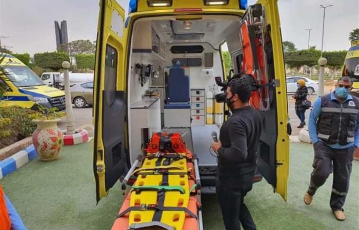 #المصري اليوم -#حوادث - مصرع طفل سقط من البلكونة أثناء تركيب زينة رمضان في كفر الشيخ موجز نيوز