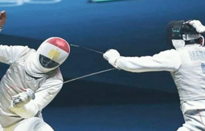 الوفد رياضة - ريناد عادل تودع منافسات الناشئات ببطولة العالم للسلاح موجز نيوز