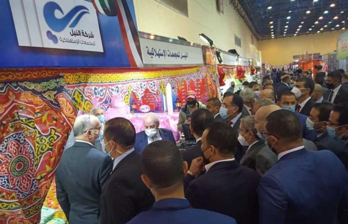 #المصري اليوم - مال - رئيس الغرف التجارية: أسعار السلع بمعارض أهلا رمضان أقل من السوق 35% موجز نيوز