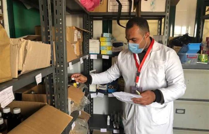المصري اليوم - اخبار مصر- الكشف الطبي علي 1419 مريضا في قافلة علاجية بمنشأة أبو عمر بالشرقية موجز نيوز