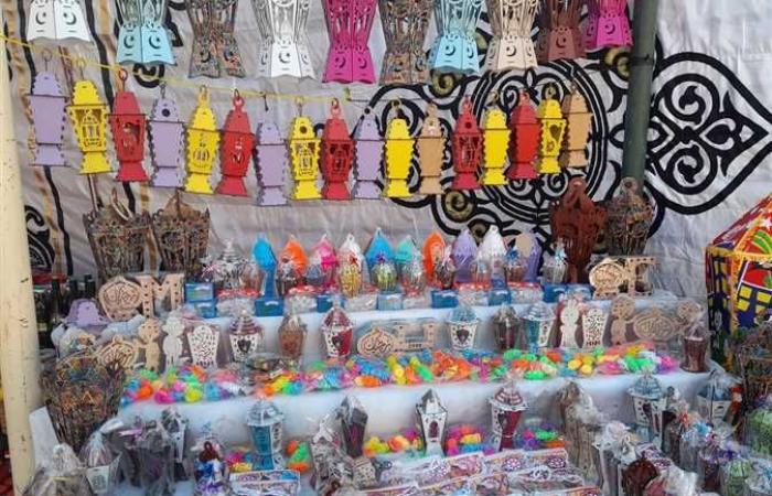 المصري اليوم - اخبار مصر- قبل ساعات من افتتاحه .. معرض «أهلا رمضان» يستعد لاستقبال المواطنين موجز نيوز