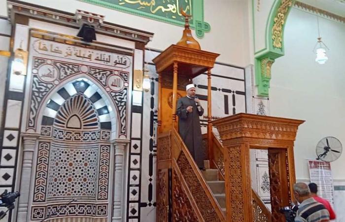 المصري اليوم - اخبار مصر- وقت المغرب الساعة 6.21م .. مواعيد الصلاة في الإسكندرية اليوم الأحد 4-4-2021 موجز نيوز