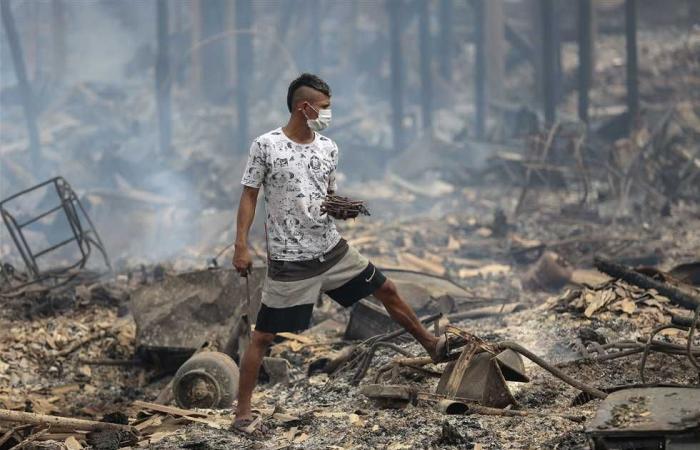 #المصري اليوم -#اخبار العالم - البرازيل تريد مليار دولار مساعدات خارجية للحد من إزالة غابات الأمازون موجز نيوز