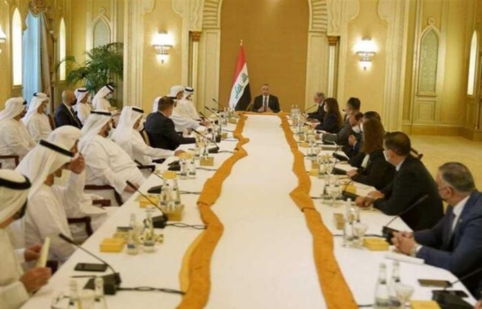 #المصري اليوم -#اخبار العالم - رئيس الحكومة العراقية: أبوابنا مفتوحة أمام رجال الأعمال والشركات الإماراتية موجز نيوز