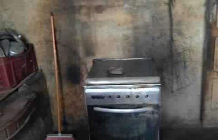 #المصري اليوم -#حوادث - إصابة 5 أشخاص بينهم رضيع في حريق منزل في أبو حماد بالشرقية موجز نيوز