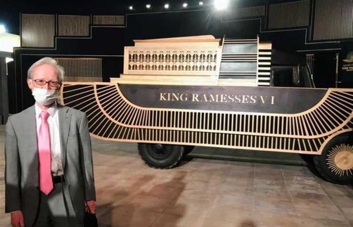المصري اليوم - اخبار مصر- سفير اليابان يشيد بحفل موكب المومياوات .. ويؤكد زيارته لمتحف الحضارة لرؤيتها موجز نيوز