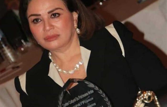 المصري اليوم - اخبار مصر- إلهام شاهين عن موكب نقل المومياوات : فخورة إني مصرية أنتمي لهذه الحضارة العظيمة موجز نيوز