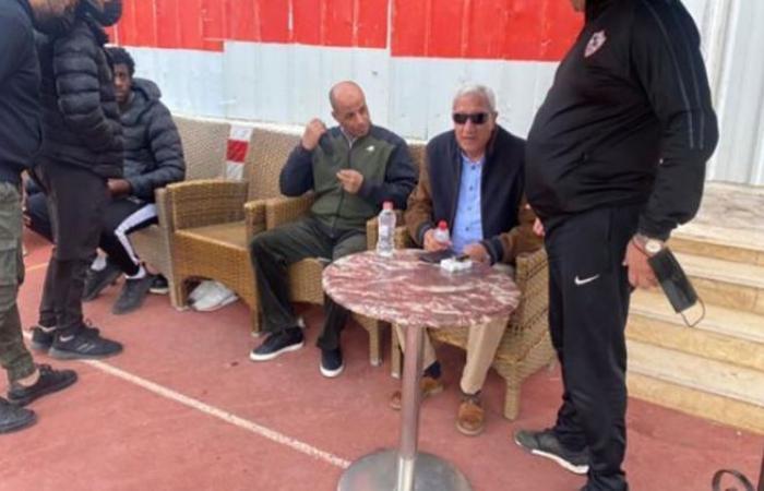 الوفد رياضة - عماد عبد العزيز يكشف حقيقة رحيل اللجنة المؤقتة للزمالك موجز نيوز