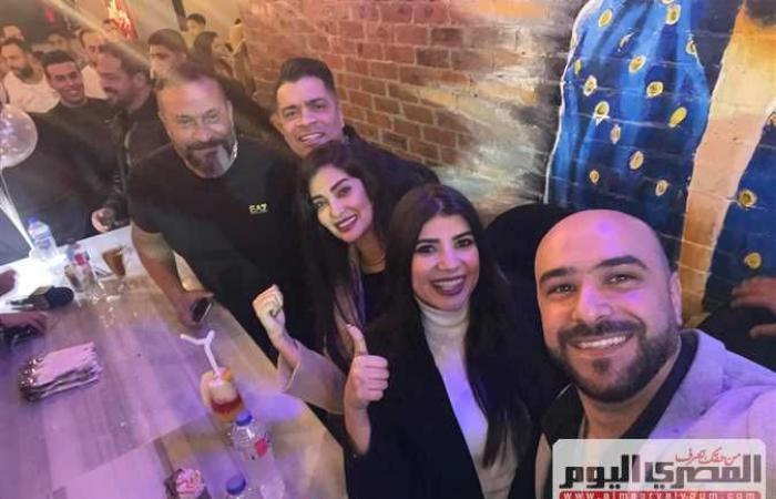 #المصري اليوم -#حوادث - أول صور من افتتاح «كافيه» حسن شاكوش قبل تشميعه والقبض عليه موجز نيوز