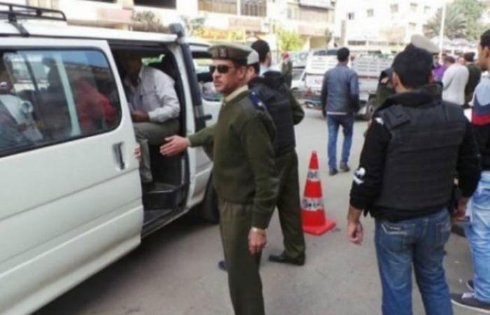الوفد -الحوادث - 540 مخالفة مرورية وإيجابية 3 سائقين لتحليل المخدرات بأسوان موجز نيوز