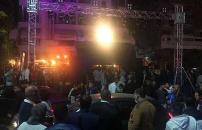 #المصري اليوم -#حوادث - التحقيق مع شاكوش واخرين في افتتاح كافي مدينة نصر (تفاصيل بالصور) موجز نيوز