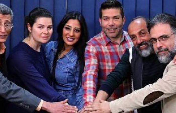 """#اليوم السابع - #فن - يسرا اللوزى وياسر فرج يقدمان """"غرام وإكصدام"""" طوال شهر رمضان"""