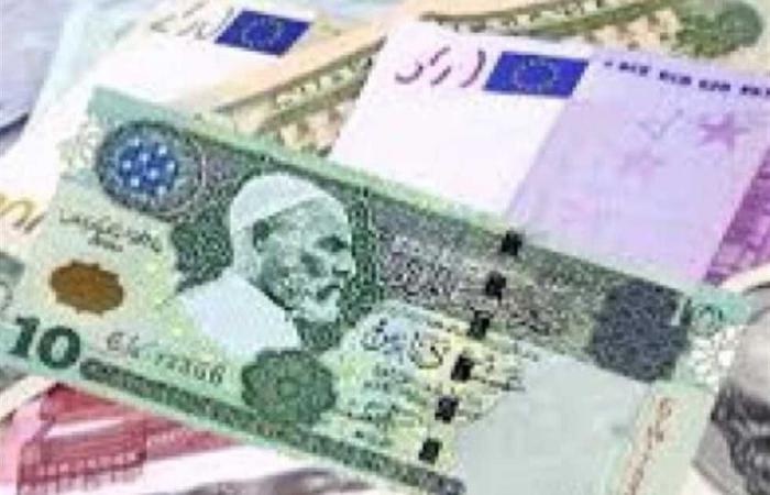 #المصري اليوم -#اخبار العالم - تعرف على أسعار العملات الأجنبية أمام الدينار الليبي اليوم الاثنين 5-04-2021 موجز نيوز