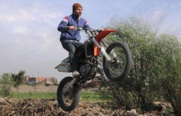 """#اليوم السابع - #فن - جدع اللى هيطلع حى.. محمد إمام يكشف عن جزء من تتر مسلسل """"النمر"""".. فيديو"""