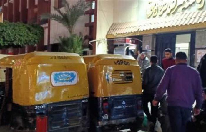 #المصري اليوم -#حوادث - سقوك عاصبة قتلت 2 فى الساحل ..إرتكبوا واعقتى قتل مقترنة بالسرقة موجز نيوز