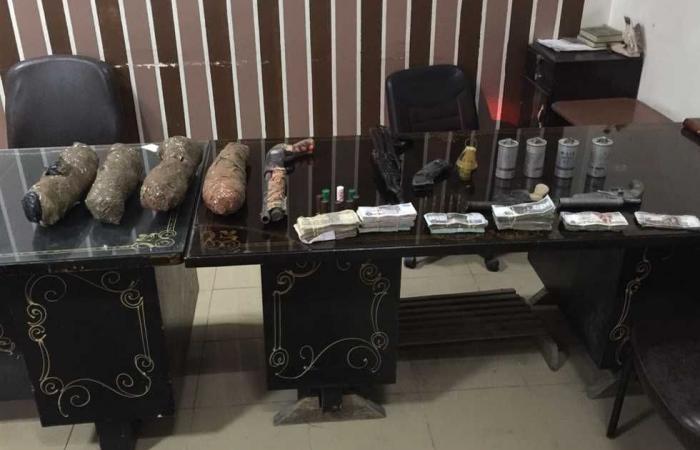 #المصري اليوم -#حوادث - ضبط عاطلين بحوزتهما سلاح ومخدرات في قليوب موجز نيوز