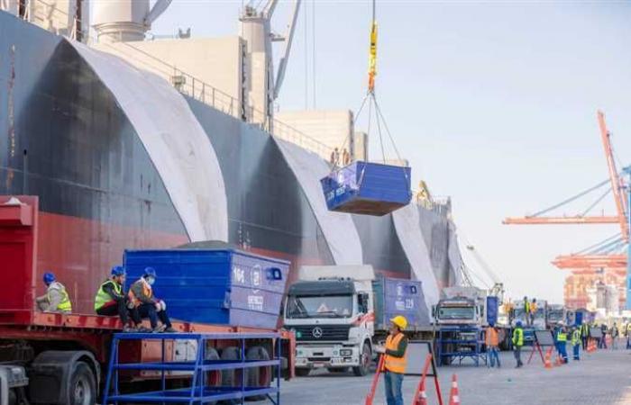 المصري اليوم - اخبار مصر- يحيى زكي: شرق بورسعيد ميناء أخضر وصديق للبيئة موجز نيوز