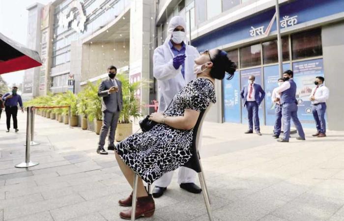 #المصري اليوم -#اخبار العالم - الهند تسجل 103 آلاف إصابة بكوورنا خلال 24 ساعة موجز نيوز