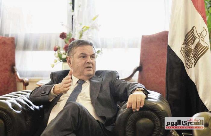 #المصري اليوم - مال - وزير قطاع الأعمال العام: الحكومة تدعم قطاع التطوير العقاريوالشراكة مع القطاع الخاص موجز نيوز