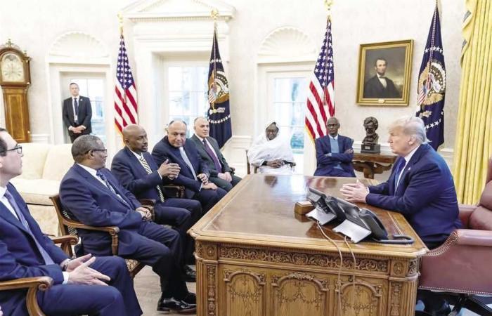 المصري اليوم - اخبار مصر- أمريكا توجه رسالة لإثيوبيا بشأن سد النهضة موجز نيوز