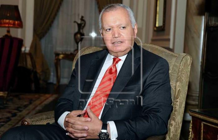 المصري اليوم - اخبار مصر- محمد العرابي: إثيوبيا تتعمد الإضرار بمصالح مصر المائية موجز نيوز