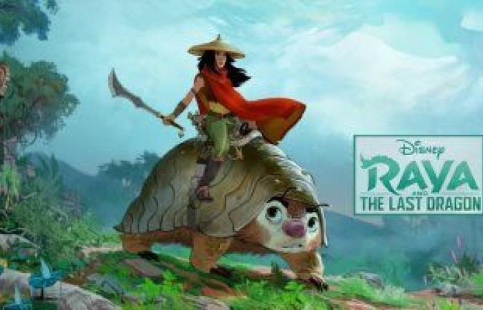 #اليوم السابع - #فن - 86 مليونا و380 ألف دولار إيرادات فيلم Raya and the Last Dragon حول العالم
