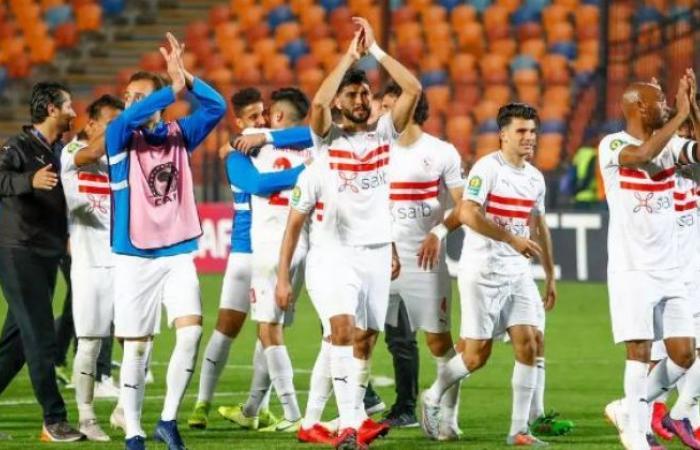 الوفد رياضة - الزمالك يتصدر الدوري المصري وسط هدنة الأهلي لـ 6 مباريات مؤجلة موجز نيوز