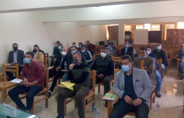 المصري اليوم - اخبار مصر- دورات تدريبية للأخصائيين الرياضيين في كفر الشيخ موجز نيوز