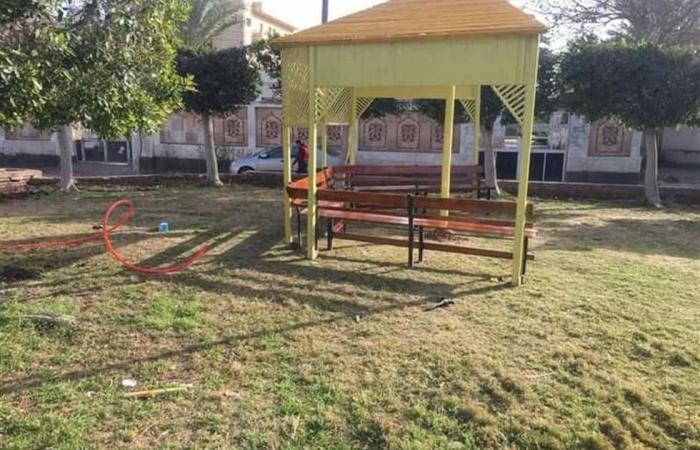 المصري اليوم - اخبار مصر- محافظ كفر الشيخ يوجه بتطوير الحدائق للمواطنين في رمضان موجز نيوز