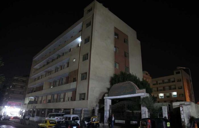 #المصري اليوم -#حوادث - مدير مستشفى حلوان العام يكشف تفاصيل جديدة في واقعة نبش قبر ممرضة موجز نيوز