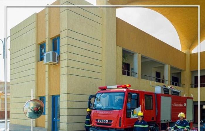 #اليوم السابع - #حوادث - مطافئ مدينتي تسيطر على حريق بشقة.. ولا خسائر بشرية أو مادية
