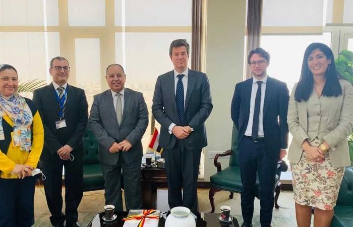 #المصري اليوم - مال - وزير المالية خلال لقائه السفير البلجيكي: جهود الإصلاح انعكست إيجابيًا على مؤشرات موجز نيوز