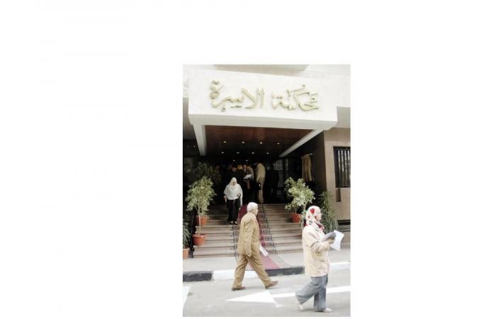 #المصري اليوم -#حوادث - موظفة في دعوى «فرش وغطاء»: زوجته الثانية منعته من رؤية طفليه موجز نيوز