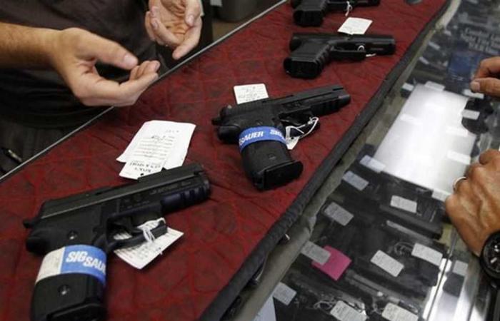 #المصري اليوم -#حوادث - ضبط 23 سلاحا ناريا غير مرخص في حملة بسوهاج موجز نيوز