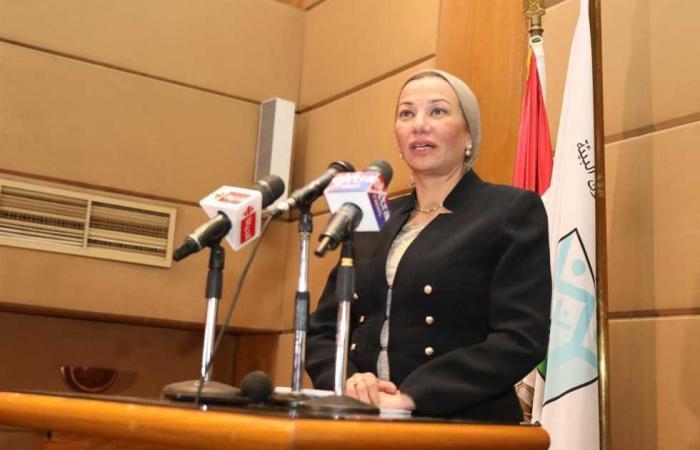 المصري اليوم - اخبار مصر- وزيرة البيئة تطلق الحملة القومية للتخلص الآمن من المخلفات الإلكترونية موجز نيوز