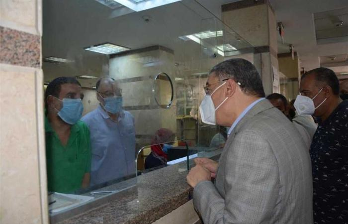 المصري اليوم - اخبار مصر- محافظ المنيا : ضبط 7459 مخالفة لإجراءات كورونا موجز نيوز