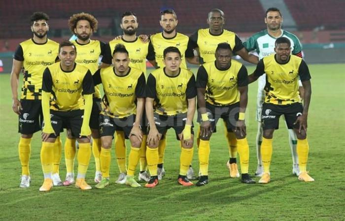 الدوري.. وادي دجلة 1-0 البنك الأهلي.. محمد هلال يسجل