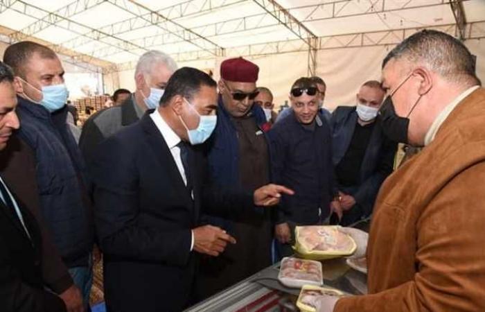 المصري اليوم - اخبار مصر- «التنمية المحلية» تتابع إقامة معارض السلع المخفضة في 3 محافظات (صور) موجز نيوز