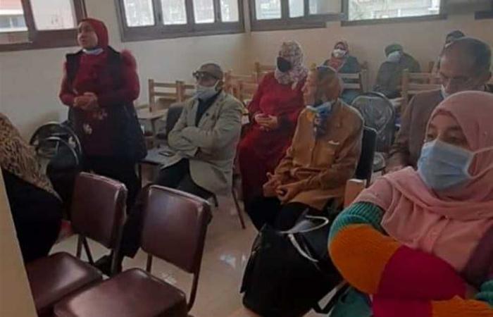 المصري اليوم - اخبار مصر- دورة تدريبية لمسؤولي الحملات الصحية والبيئة في كفر الشيخ موجز نيوز