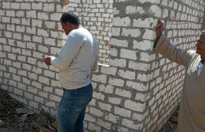 #المصري اليوم -#حوادث - خالية من رفات الموتى.. إزالة 10 مقابر مخالفة في الفيوم موجز نيوز