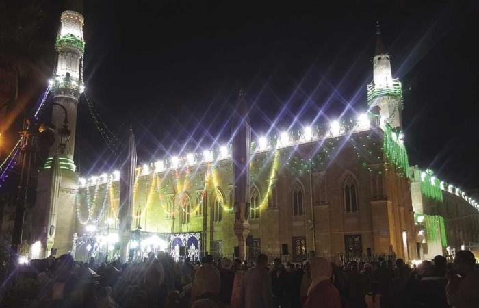 المصري اليوم - اخبار مصر- «الأوقاف» تطلق أكبر حملة لتعقيم المساجد استعدادًا لشهر رمضان (صور) موجز نيوز