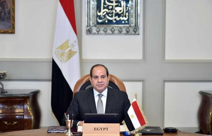 المصري اليوم - اخبار مصر- السيسي : ننشئ محطات المياه طبقًا لمعايير عالمية موجز نيوز
