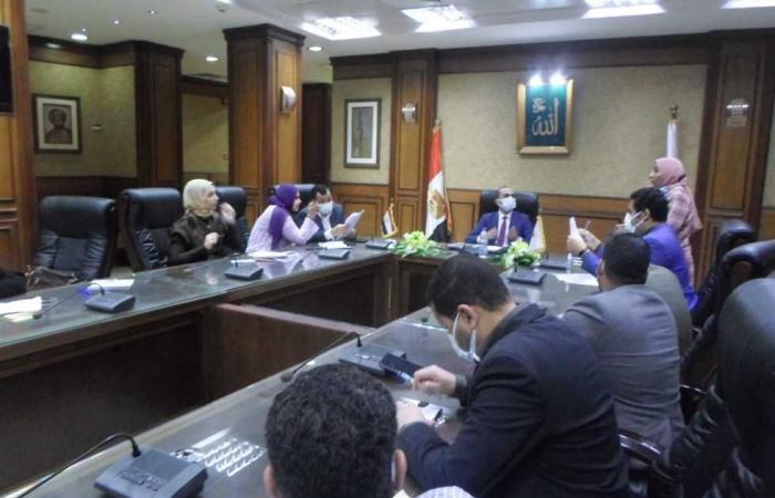 المصري اليوم - اخبار مصر- ننشر توصيات لجنة مراجعة تراخيص أعمال البناء في سوهاج موجز نيوز