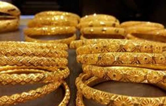 المصري اليوم - اخبار مصر- انخفاض سعر الذهب فى مصر وعالميا فى بداية تعاملات اليوم الاربعاء 7 أبريل 2021 موجز نيوز