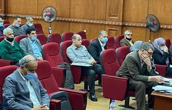 المصري اليوم - اخبار مصر- كهرباء جنوب الدلتا تناقش الاستعداد لرمضان والصيف والضبطية القضائية وتقليل الفقد (صور) موجز نيوز
