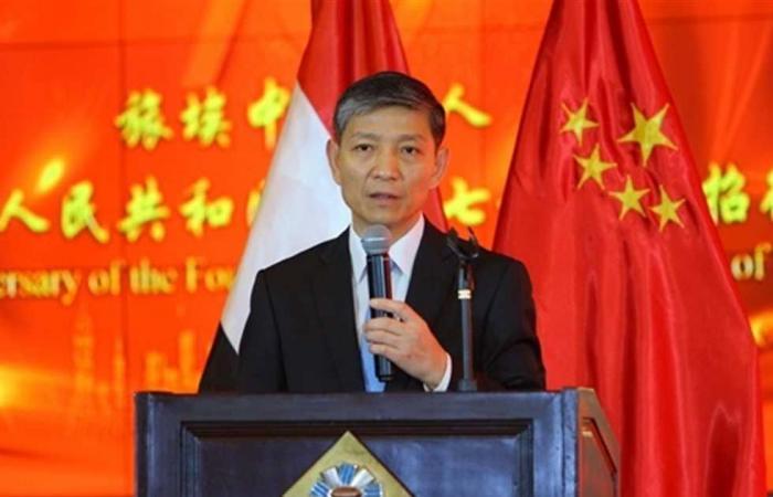 #المصري اليوم -#اخبار العالم - سفير الصين في القاهرة: نقل المومياوات حدث لا مثيل له وأظهر عراقة الحضارة المصرية موجز نيوز